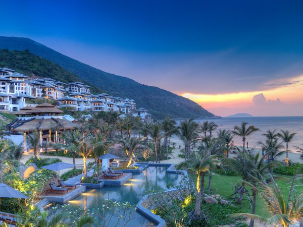 InterContinental Danang Sun Peninsula Resort is a luxury resort and spa