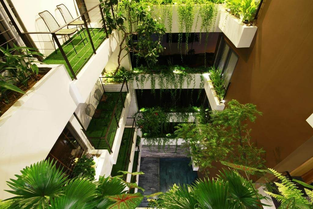 john Boutique Villa Apartment Da nang